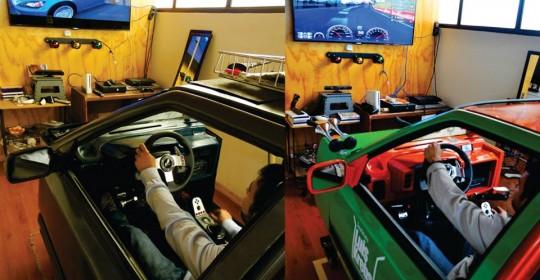 Simulador de conducción, Rolling Mobility Chile!!!