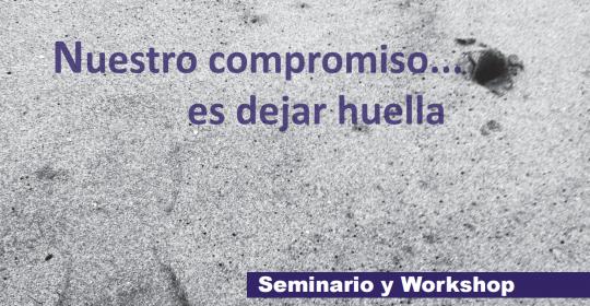 """Seminario  y Workshop """"Discapacidad y Accesibilidad: Un compromiso de todos"""""""