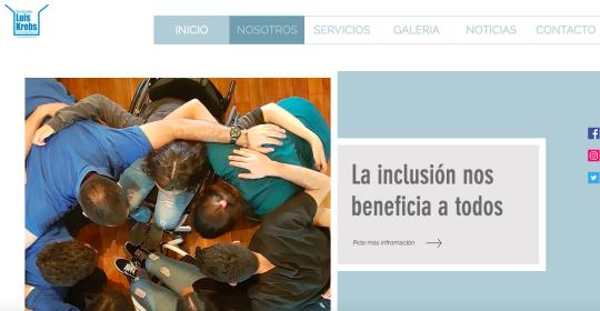 Recuerden Visitar nuestra pagina web www.inclusionkrebs.cl !!!